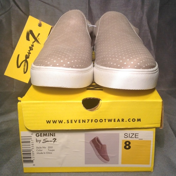 Seven7 Shoes - NWT SEVEN7 footwear - Gemini 2051 color: Taupe
